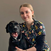 Andie - Registered Veterinary Technician